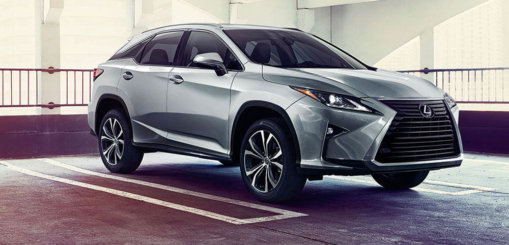 Lexus RX Global Sales