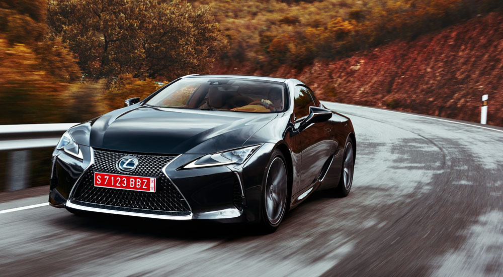 With Lexus Trademarking The Lc F Nameplate In Europe This Week There S Now Considerable Momentum That A High Performance Variant Of Coupe Is