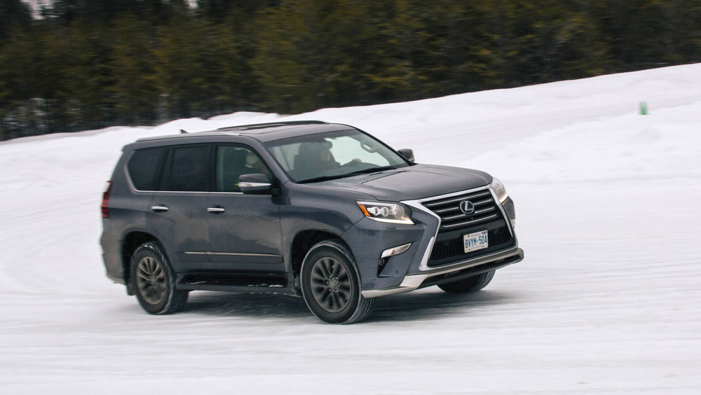 Lexus GX High Performance Driving Program
