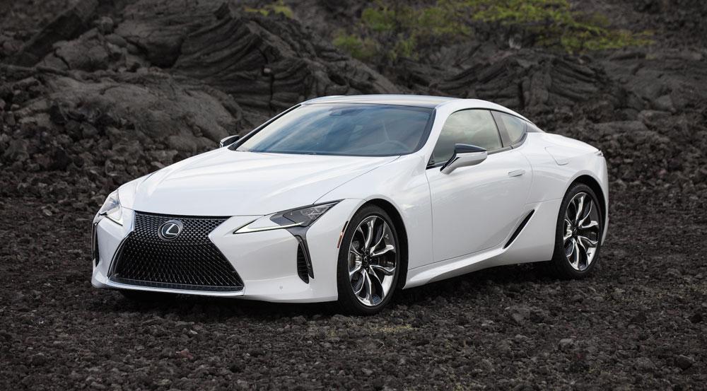 Lexus LC Hawaii