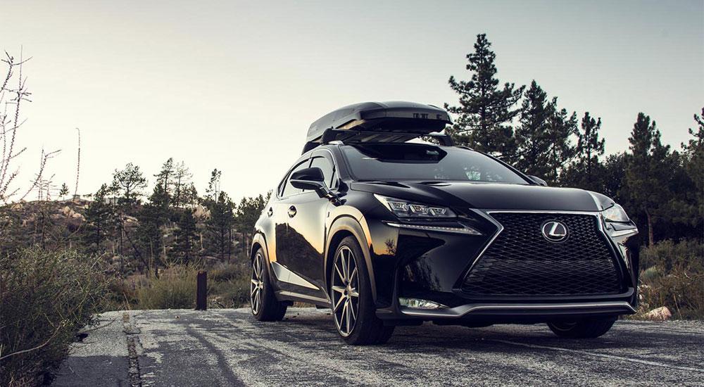 Lexus NX F SPORT VIP Auto Salon