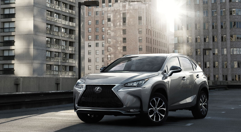 Lexus NX Feb Sales Report
