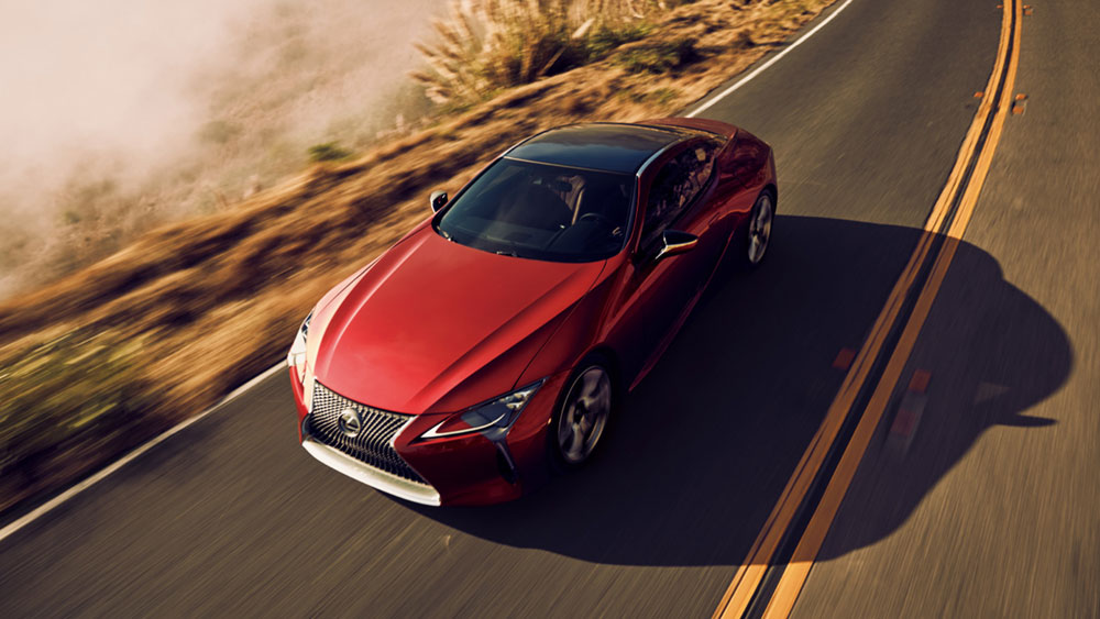 Lexus Lc 500h Fuel Economy 35 Mpg On The Highway