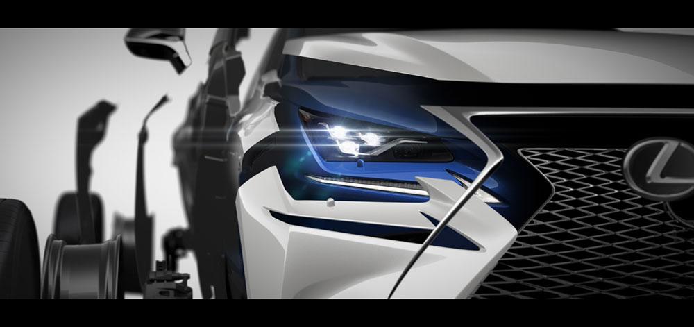Lexus NX Update Full Size