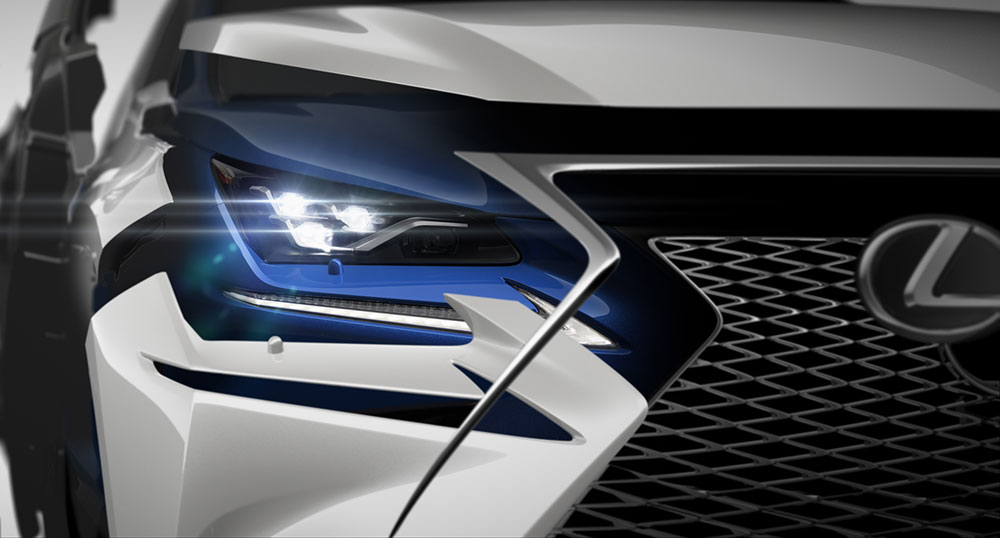 Lexus NX Update