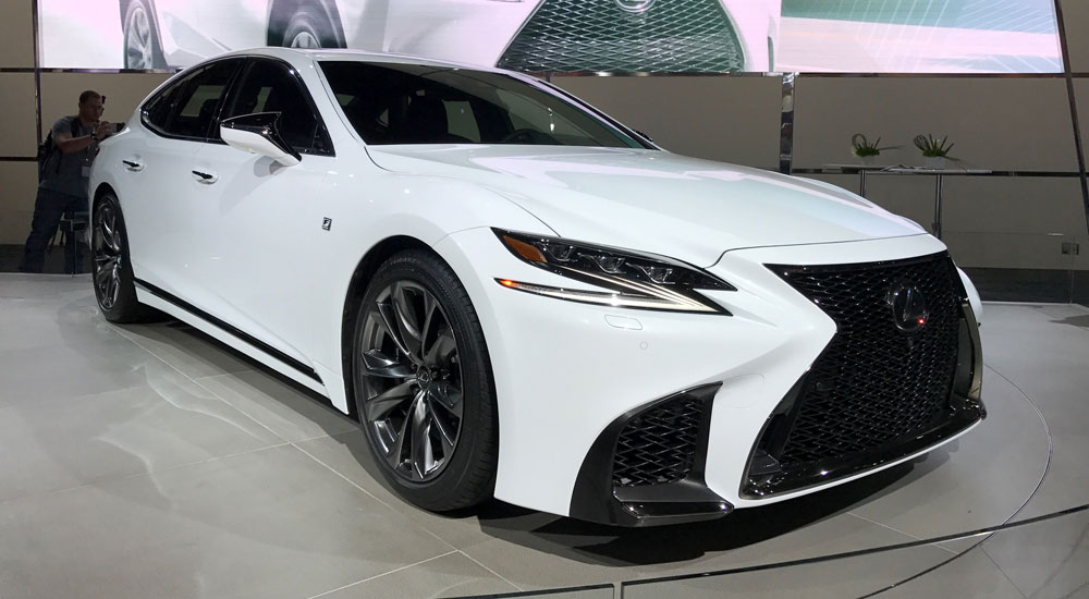 Lexus f sport 2018 2019 car release and reviews lexus f sport the 2018 lexus ls f sport first impressions lexus enthusiast sciox Image collections
