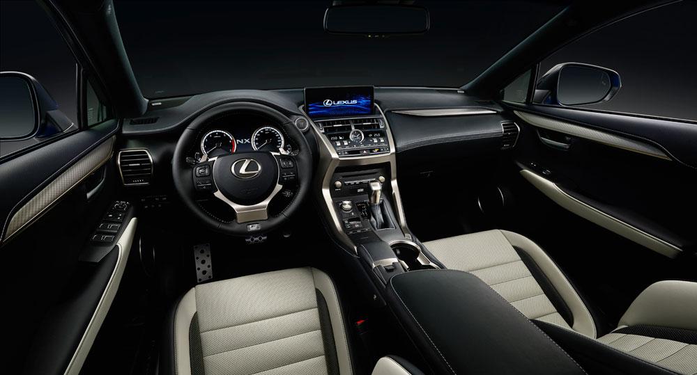 Introducing the Updated 2018 Lexus NX & NX F SPORT | Lexus