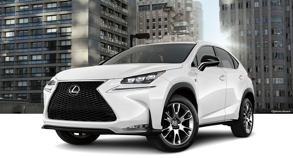 Lexus NX Sales APril