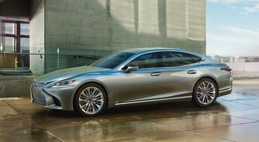 Lexus May Add Station Wagon To The Future Lineup Lexus Enthusiast
