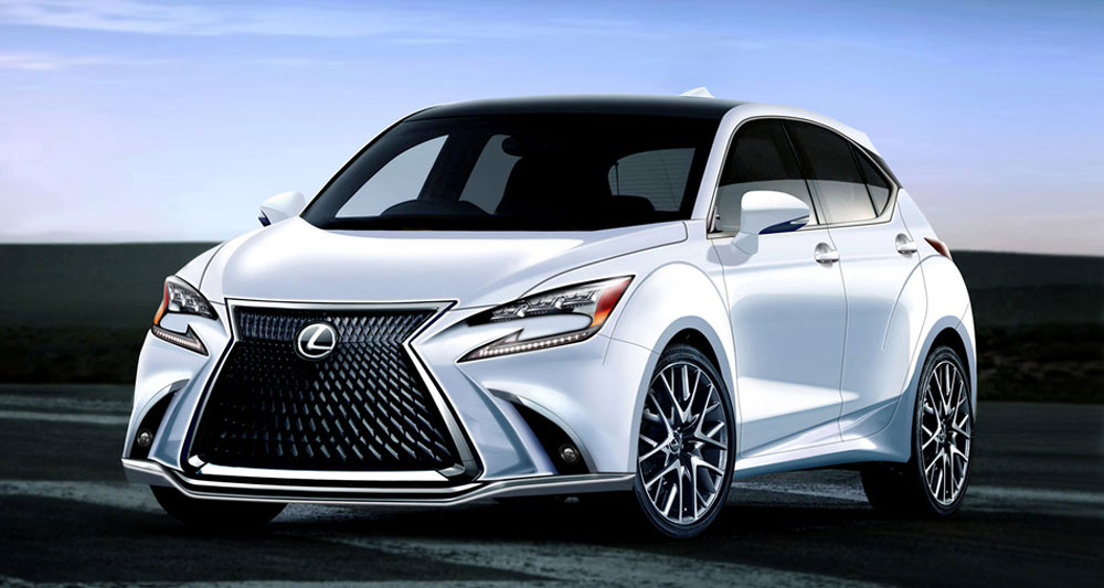 rumor: lexus moving forward with production city car? | lexus