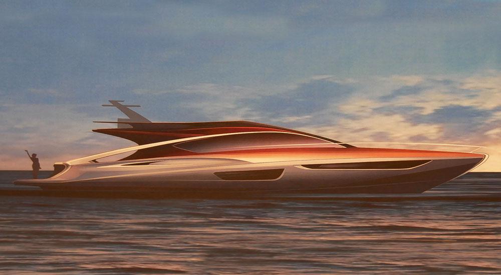 Lexus Super Yacht