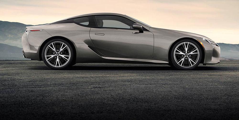 Lexus USA Sales
