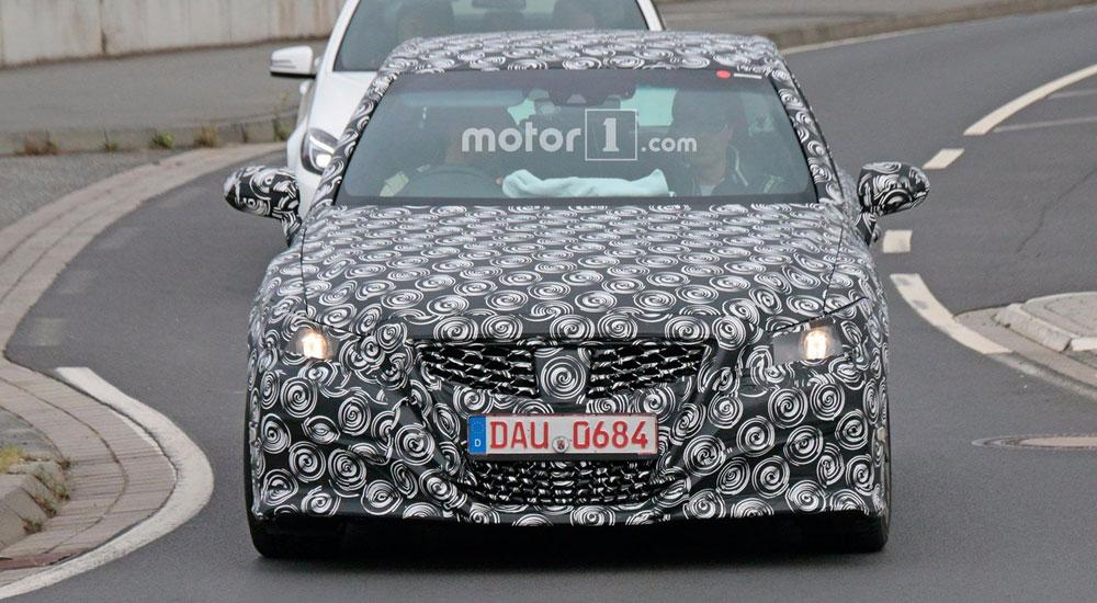 Lexus Mystery Sedan