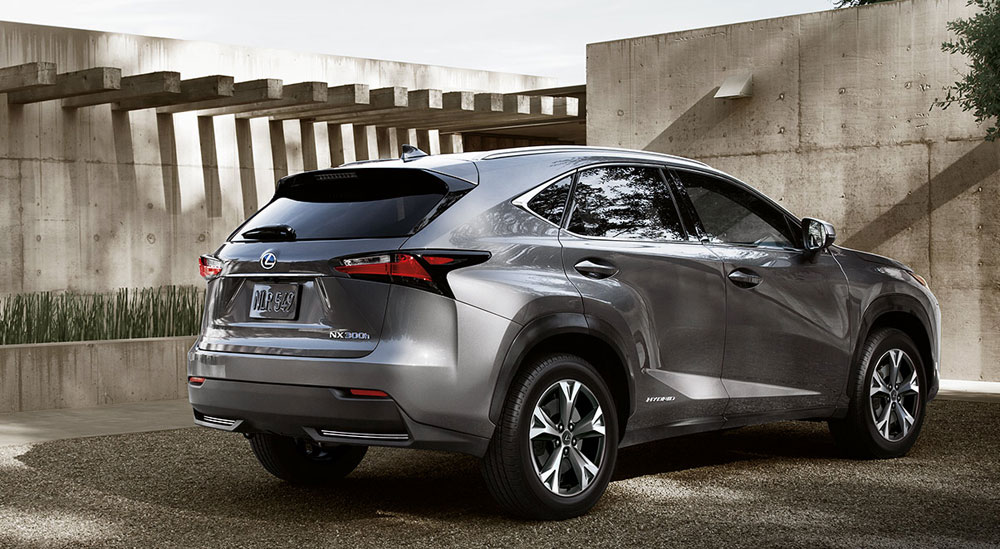Lexus NX June Sales