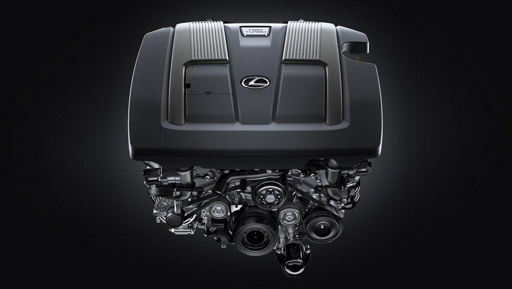 Lexus LS Twin Turbo V6