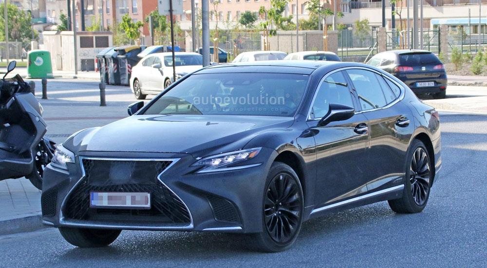 Lexus LS F Prototype