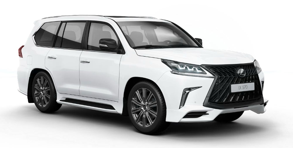 Lexus LX TRD Body Kit
