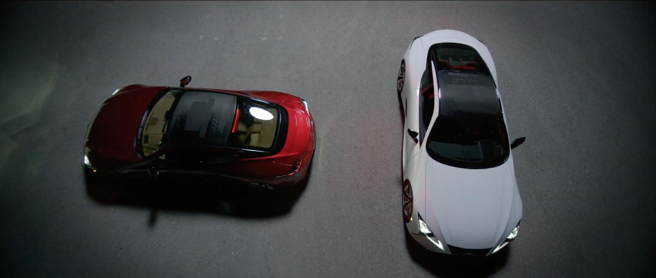 Lexus LC Canada Commercial
