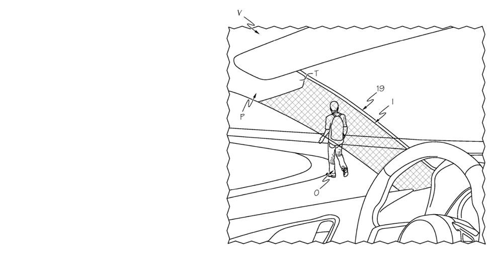 Lexus Cloaking Device