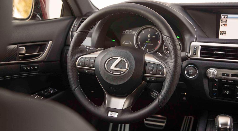 Lexus GS Steering Wheel