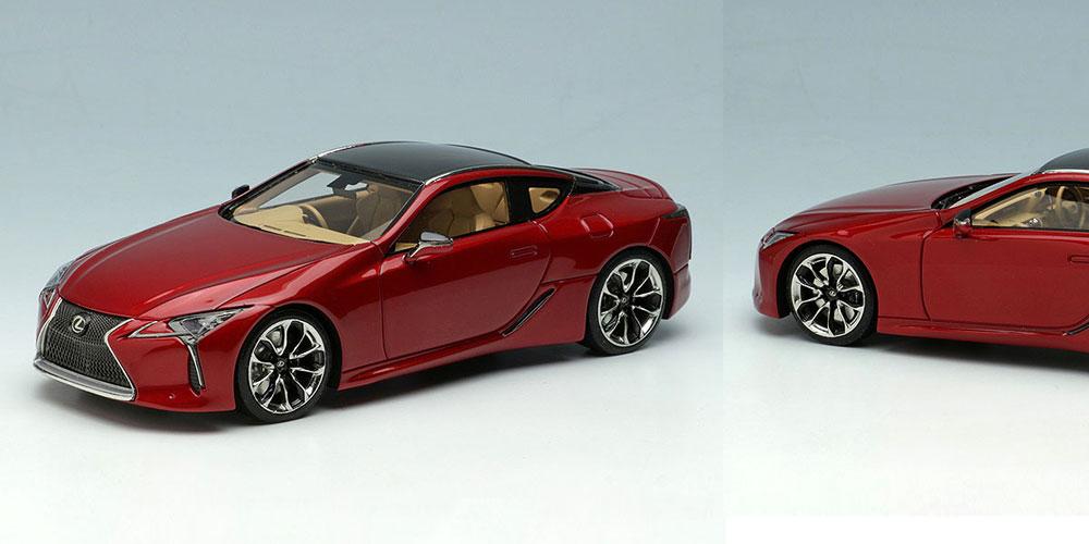Lexus LC 500 Diecast Model