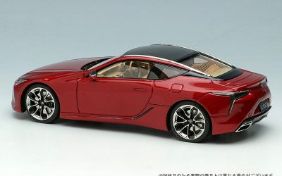 300 Hand Built Lexus Lc 500 Diecast Model Available In Japan