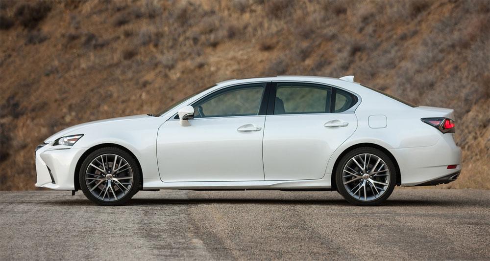 Lexus GS Liftback