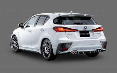 Trd An Has Announced A Body Kit For The Freshly Updated 2018 Lexus Ct 200h Here Are Both Standard And Black Editions