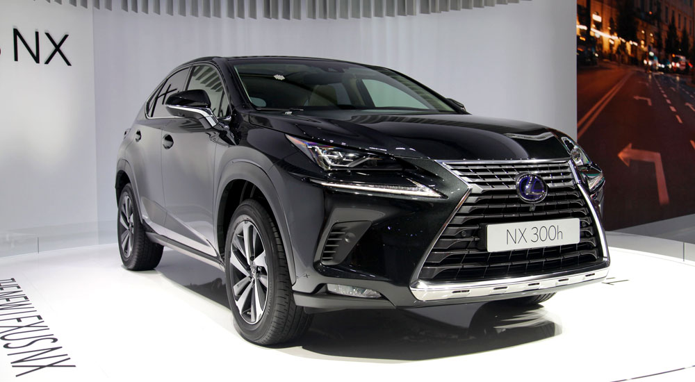 2018 lexus nx 300h.  lexus photo gallery updated 2018 lexus nx 300h at frankfurt motor show   enthusiast inside lexus nx r