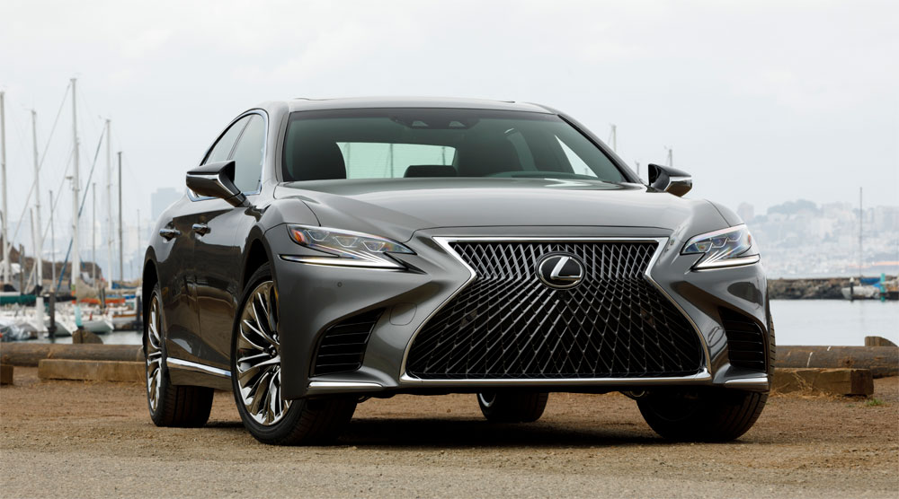 Lexus LS 500 Pricing