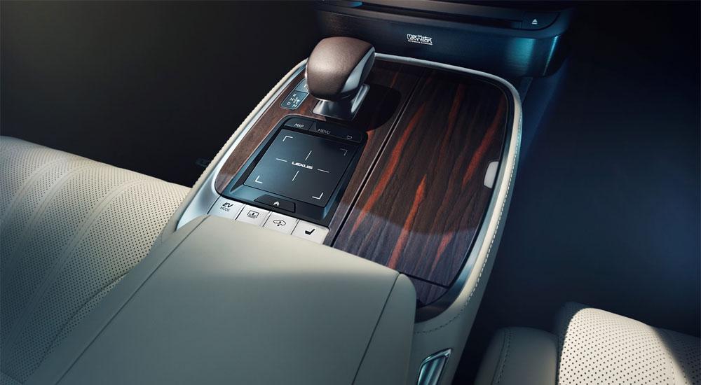 Lexus LS Remote Touch