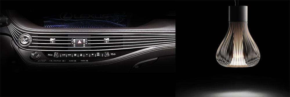 Lexus LS Lines