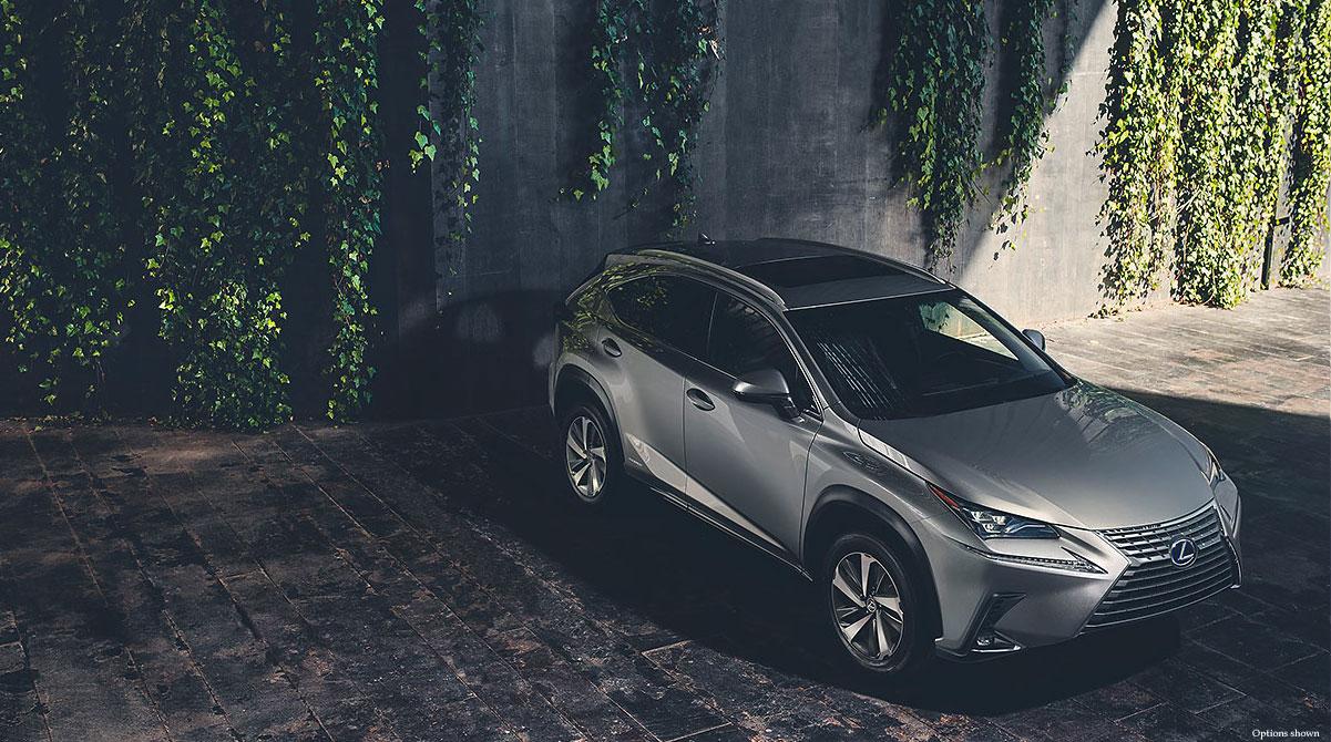 Lexus USA NX 2018
