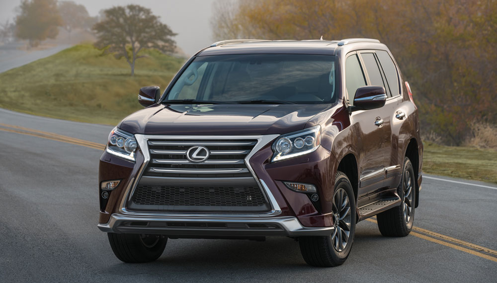 Lexus GX September Sales