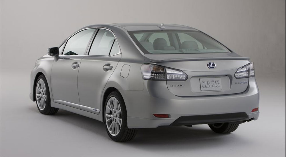 2010 Lexus Hs 250h Recalled For Transaxle Manufacturing Issue