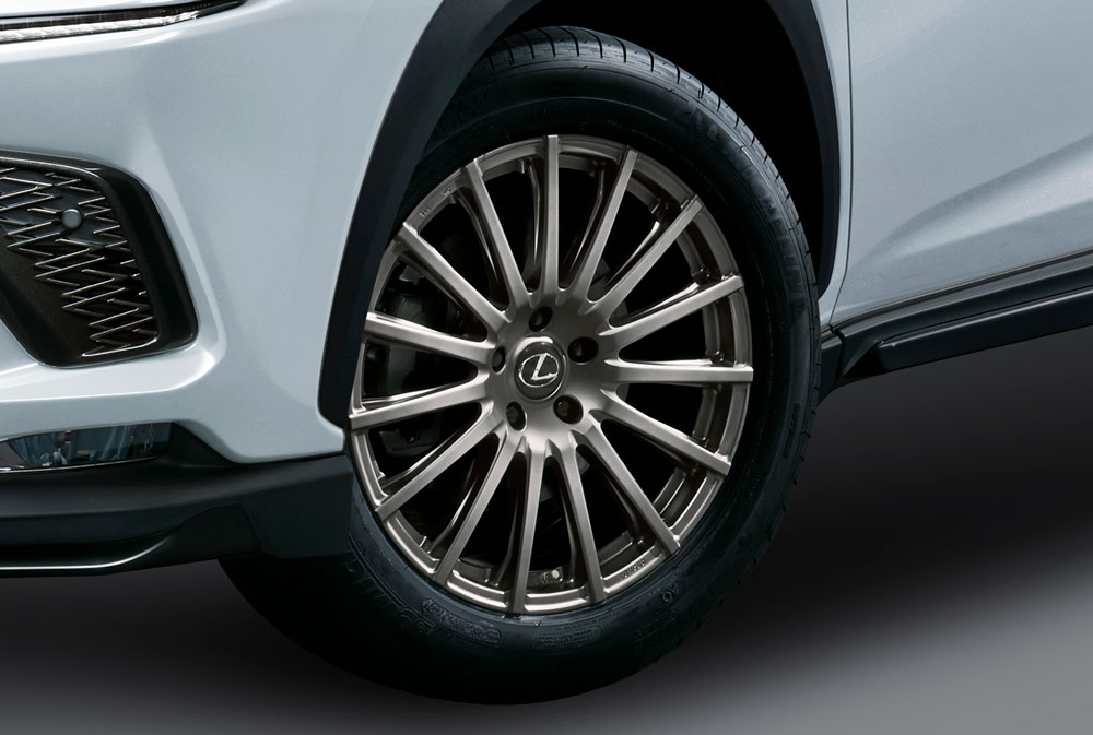 Lexus NX TRD Wheels