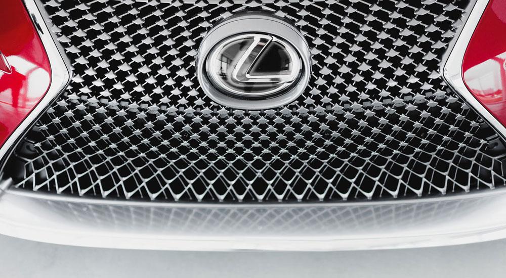 Lexus LC Front Grille