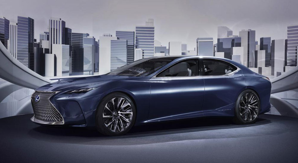 Lexus LF-FC Fuel Cell