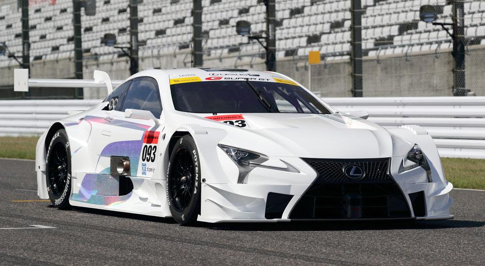 Lexus LC Super GT