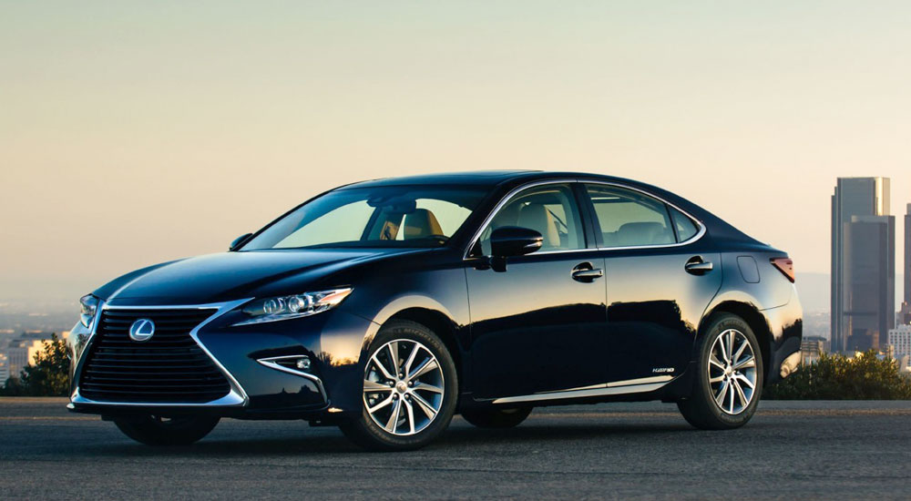 Lexus ES Consumer Reports