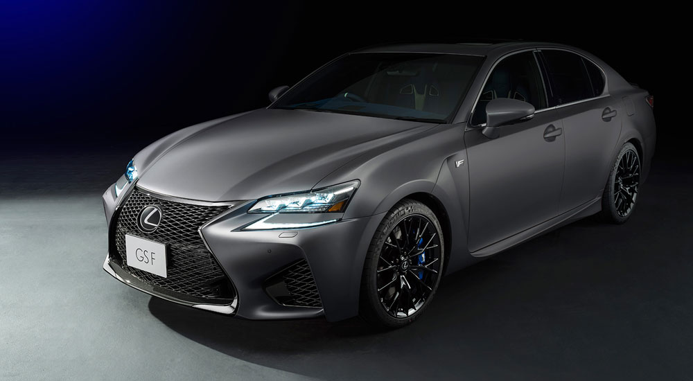 Lexus GS F Special Edition