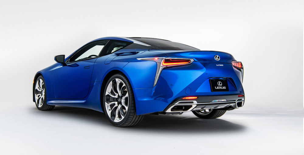 Lexus LC Inspiration Series