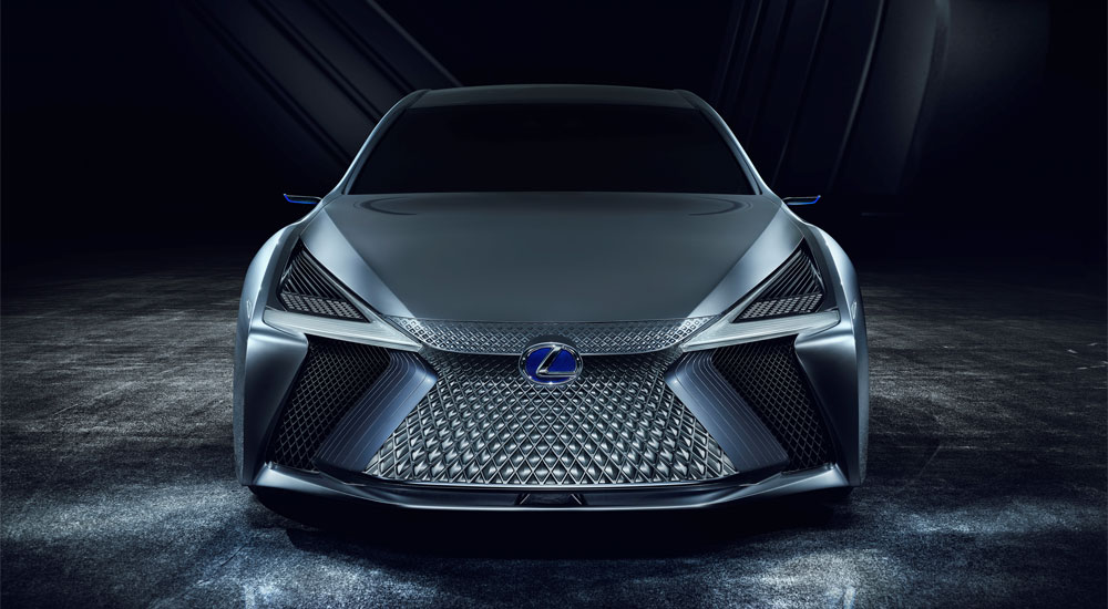 Lexus LS Spindle