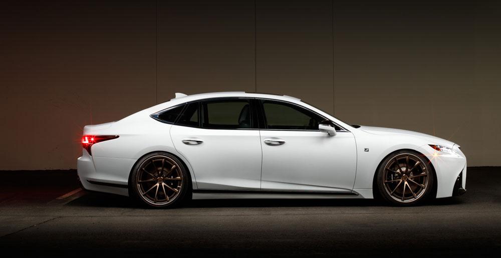 This Week Modified Lexus Lc 500 Showcase At Sema Show Lexus