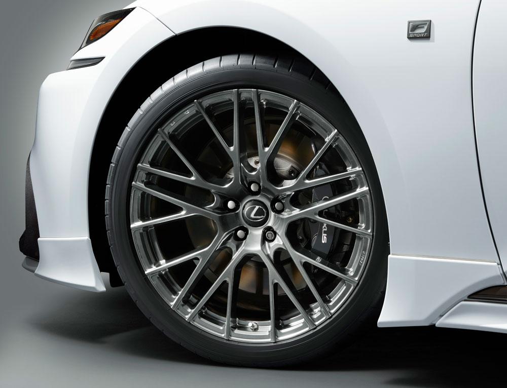 Lexus LS TRD Wheel 21-inch