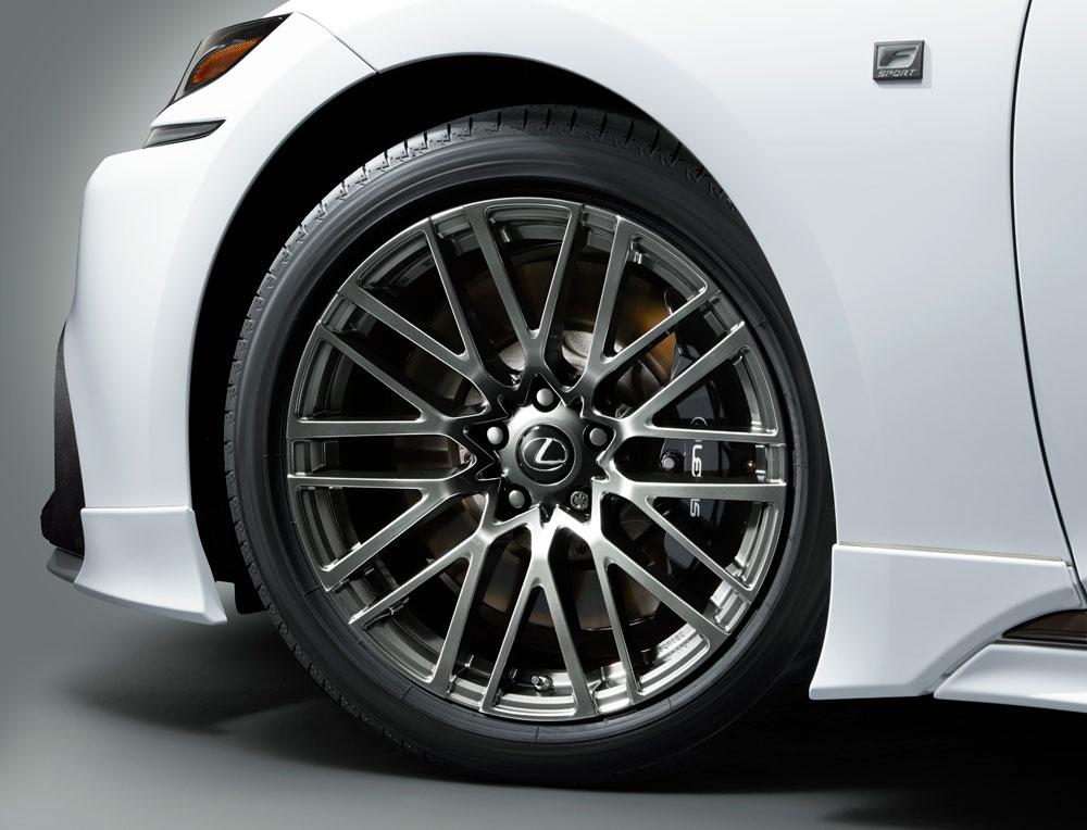 Lexus LS TRD Wheel 20-inch
