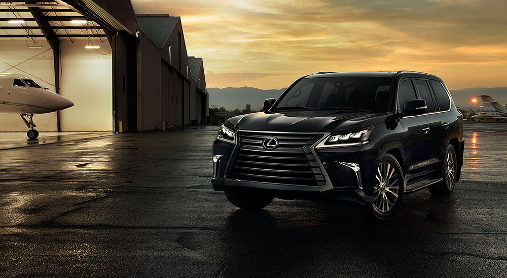 Lexus LX October Sales
