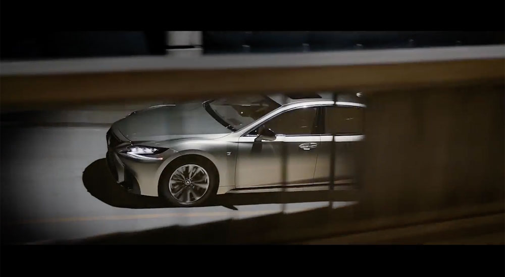 Lexus LS USA
