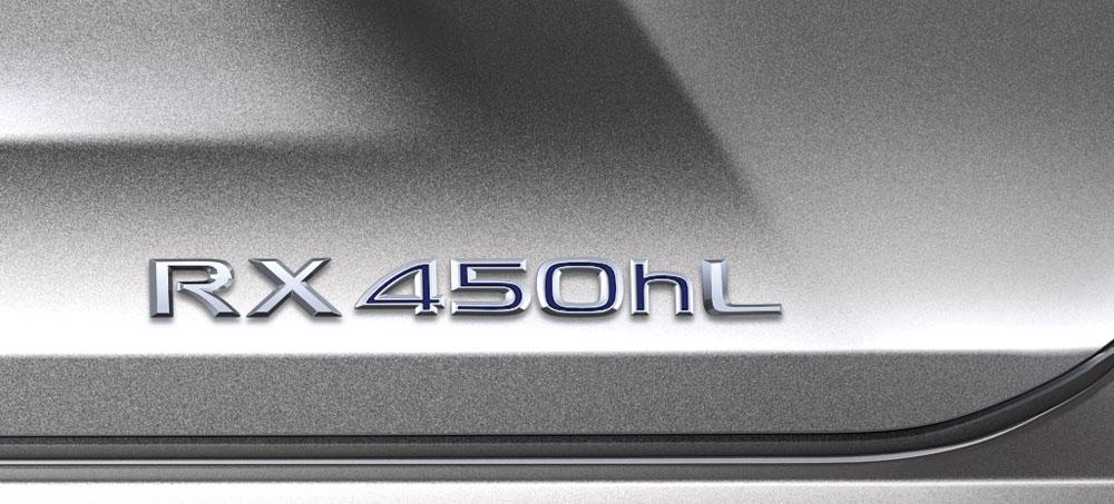 Lexus RX 450hL Digital