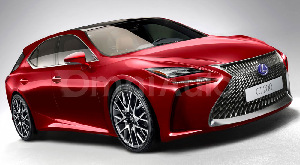 Lexus Future of CT